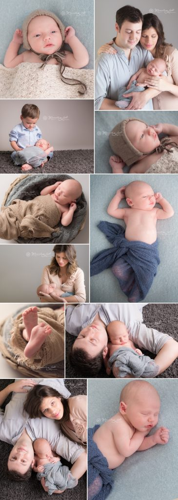 newborn and family Houston photos
